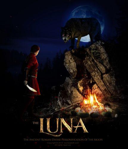the luna wallpaper