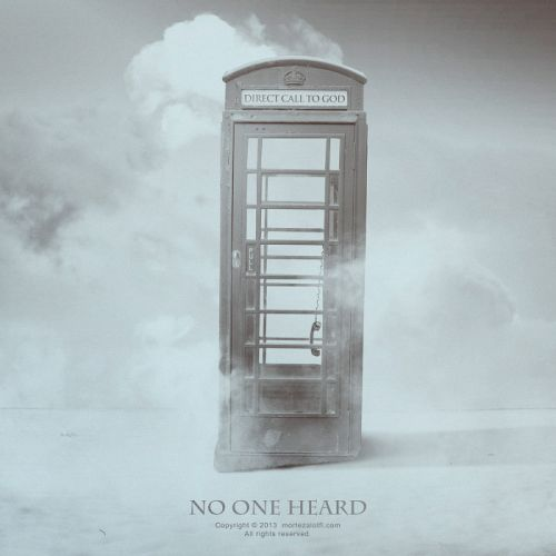 No one heard wallpaper