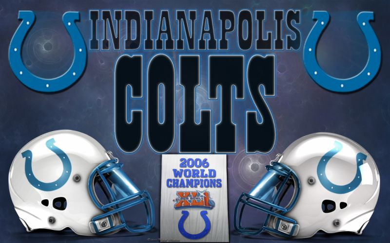INDIANAPOLIS COLTS nfl football rj wallpaper