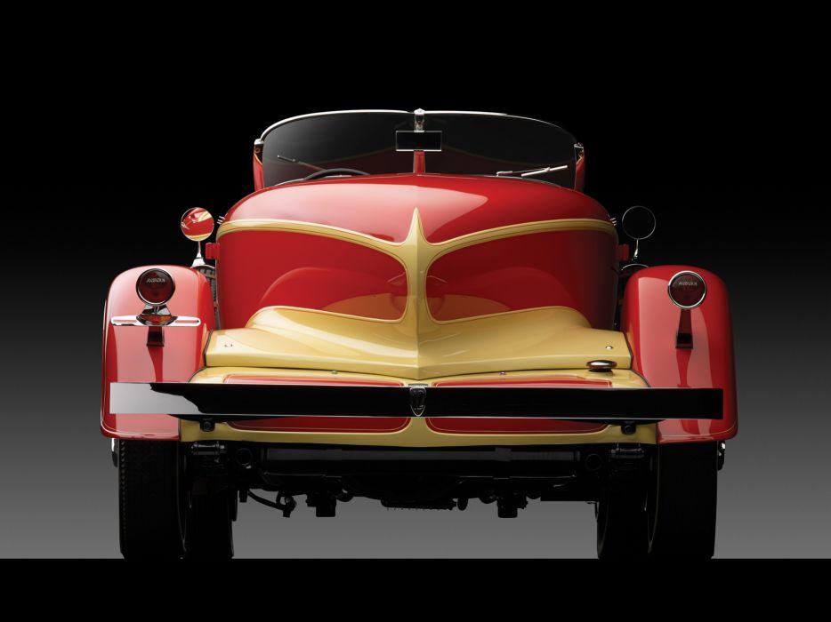 1933 Auburn V12 161A Boattail Speedster luxury retro   h wallpaper