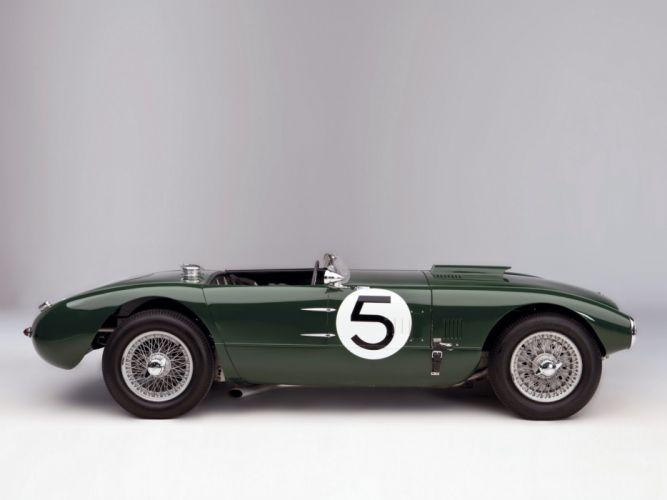 1953 Allard JR Le-Mans Roadster race racingf retro g wallpaper