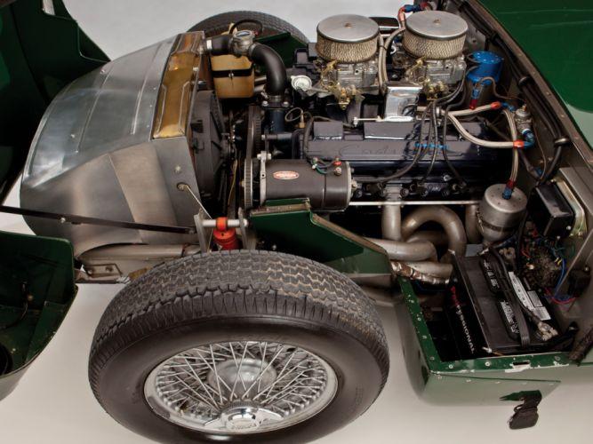 1953 Allard JR Le-Mans Roadster race racingf retro engine r wallpaper