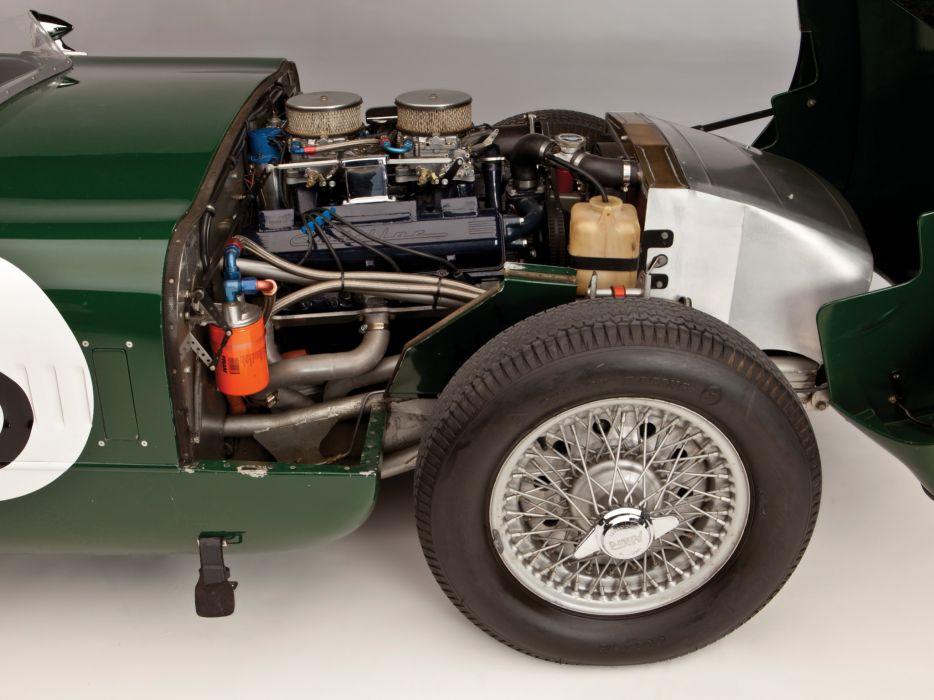 1953 Allard JR Le-Mans Roadster race racingf retro engine        g wallpaper