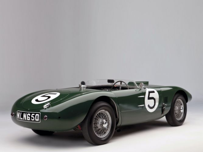 1953 Allard JR Le-Mans Roadster race racingf retro g wallpaper