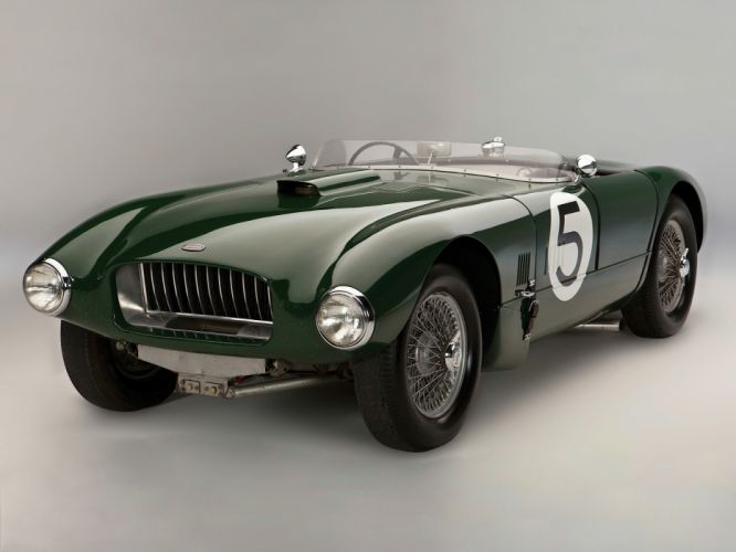 1953 Allard JR Le-Mans Roadster race racingf retro gh wallpaper