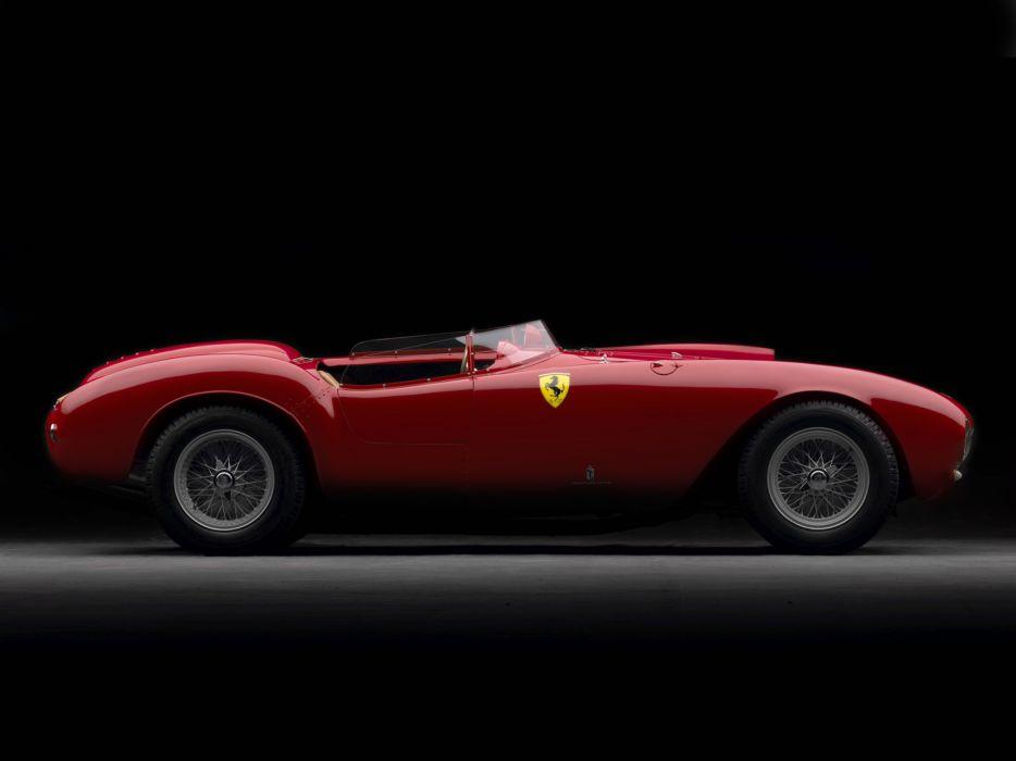 1954 Ferrari 375 Plus supercar race racing retro    f wallpaper
