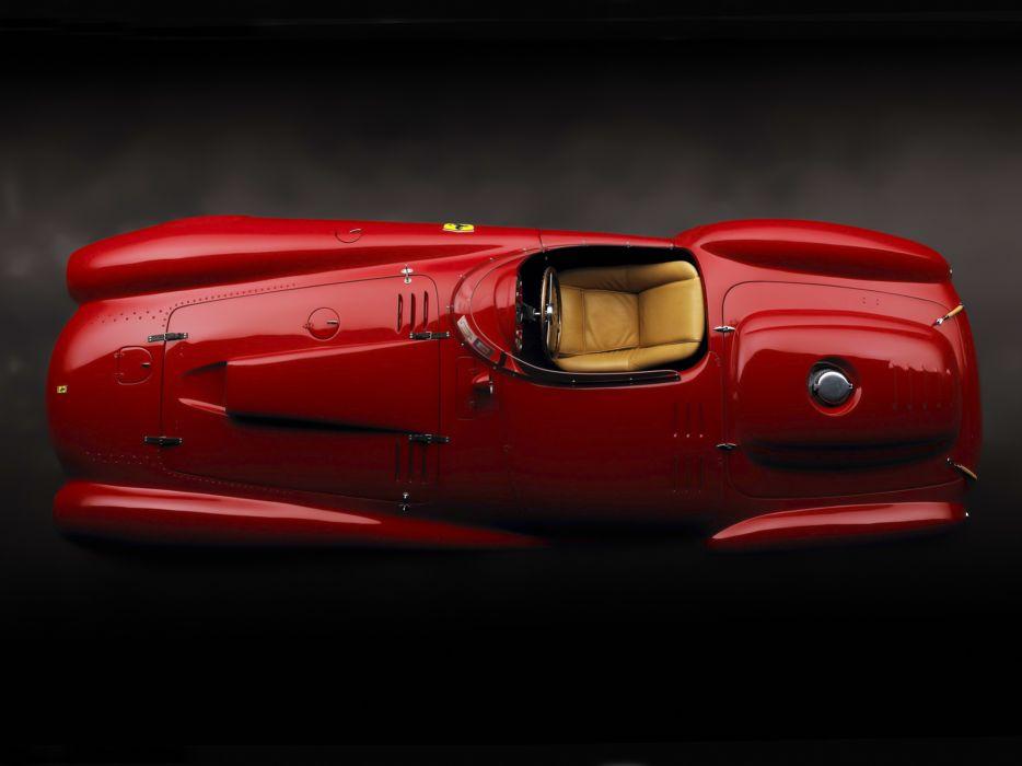 1954 Ferrari 375 Plus supercar race racing retro wallpaper