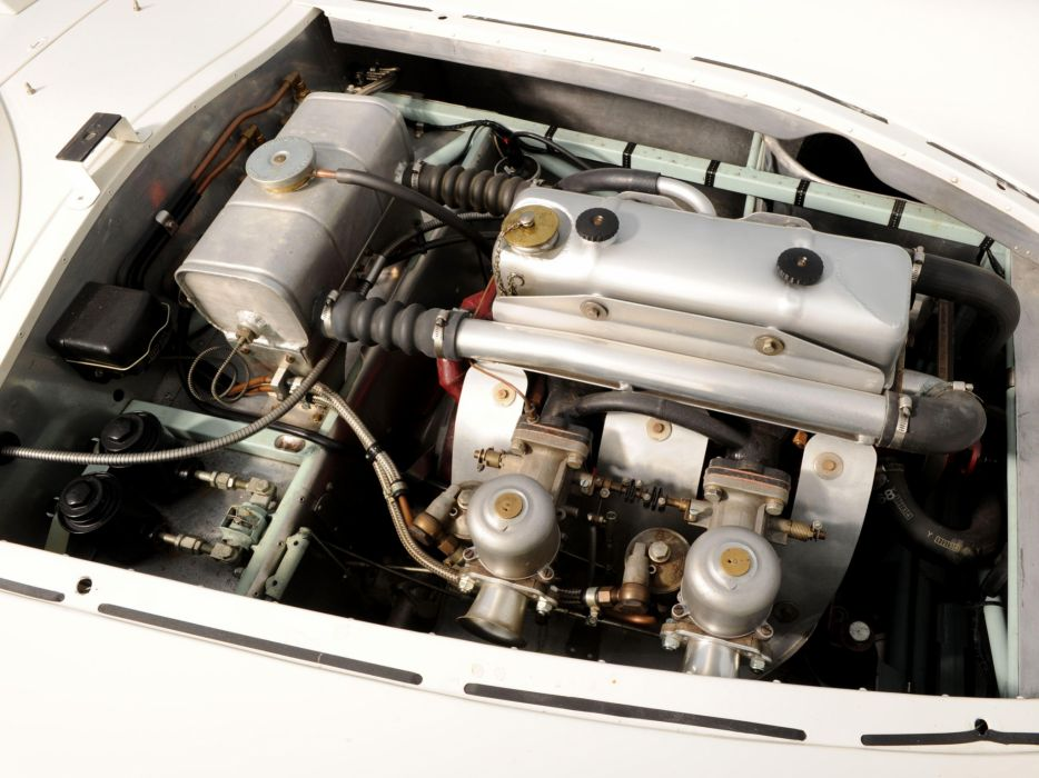 1954 Lotus Mark VIII race racing retro engine      h wallpaper