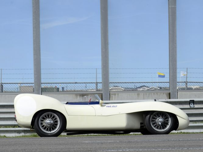1954 Lotus Mark-IX race racing retro g wallpaper