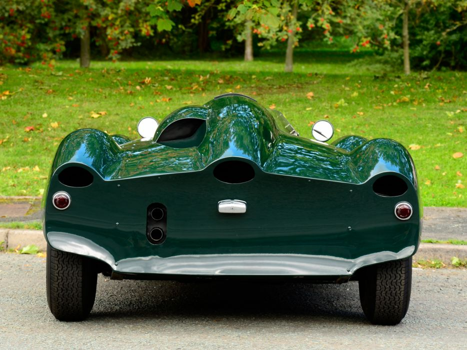 1956 Cooper Bobtail Climax type-39 race rascing supercar retro   f wallpaper