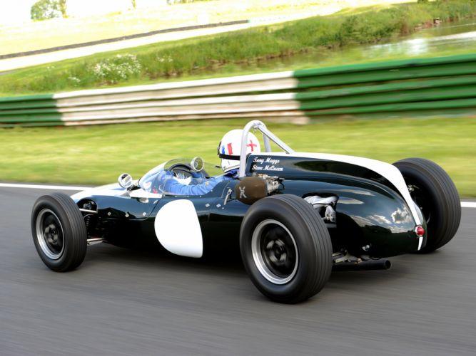 1956 Cooper T56 MkII race racing retro d wallpaper