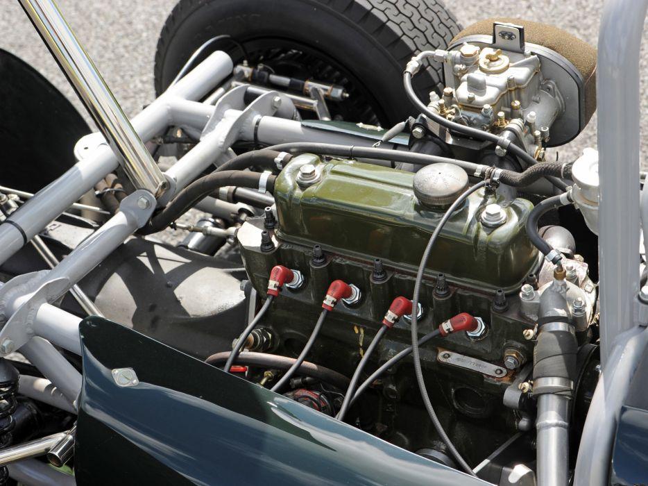 1956 Cooper T56 MkII race racing retro engine          d wallpaper