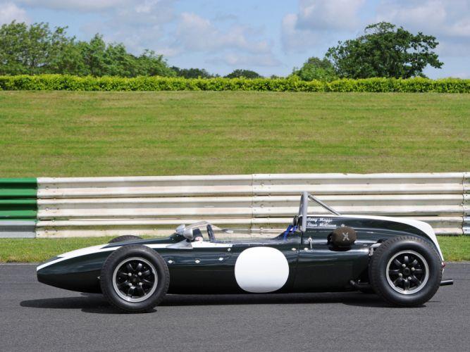 1956 Cooper T56 MkII race racing retro f wallpaper