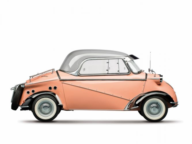 1957 FMR Messerschmitt TG500 Tiger retro h wallpaper