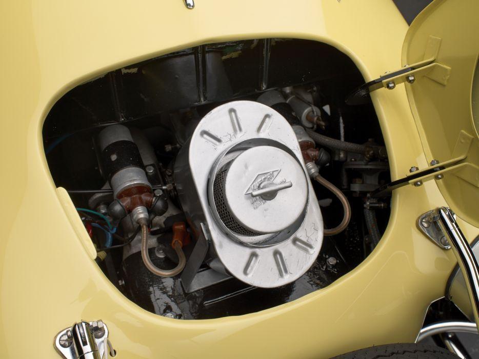 1957 FMR Messerschmitt TG500 Tiger retro engine       g wallpaper