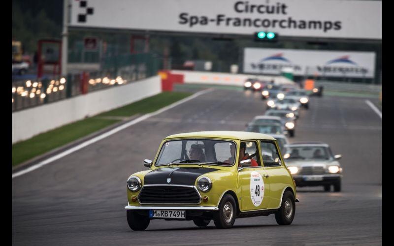 1974 Mr Beans Mini Cooper Mark III humor concept race racing h wallpaper