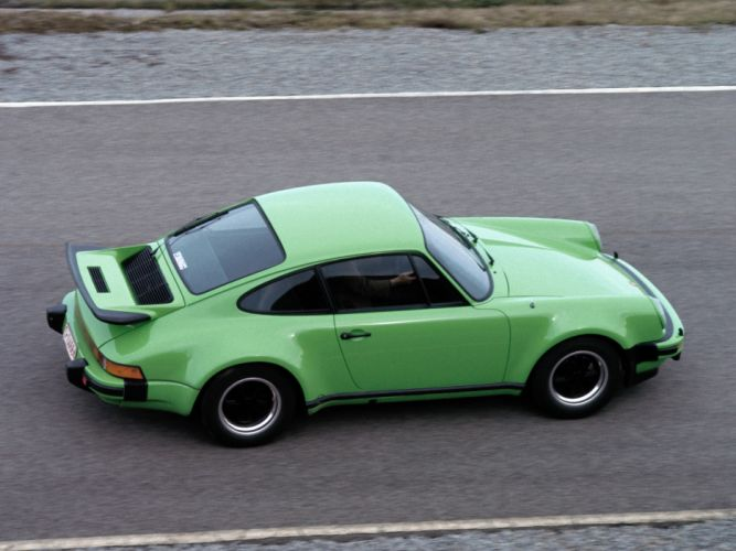 1975 Porsche 911 Turbo 3_0 Coupe 930 g wallpaper