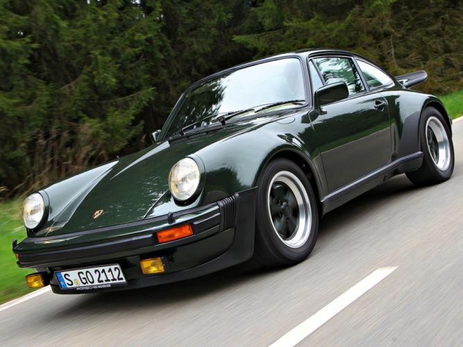 1975 Porsche 911 Turbo 3_0 Coupe 930 supercar wallpaper
