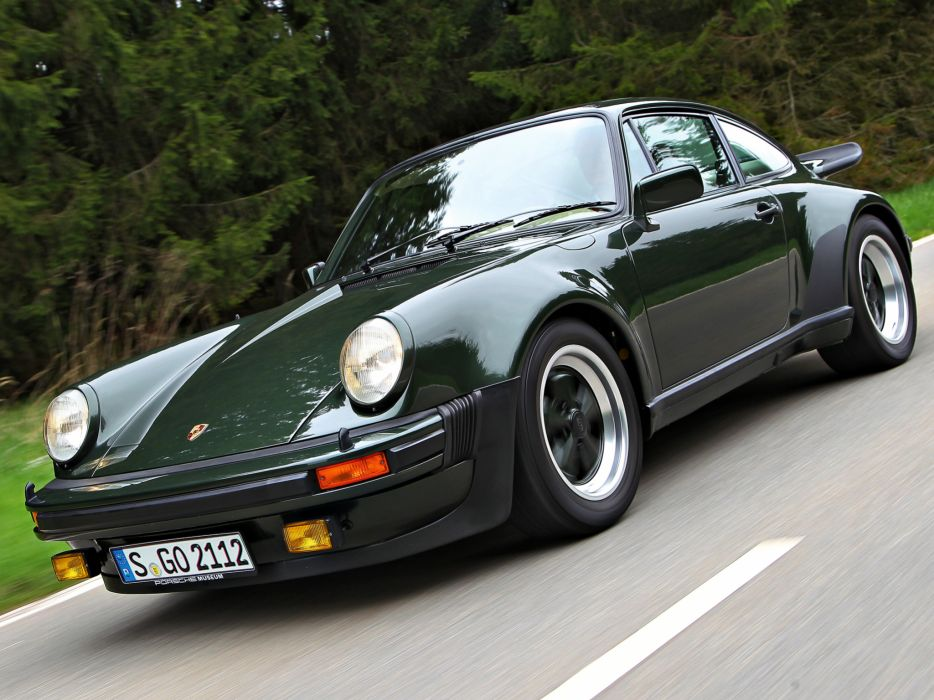 1975 Porsche 911 Turbo 3_0 Coupe 930 supercar wallpaper