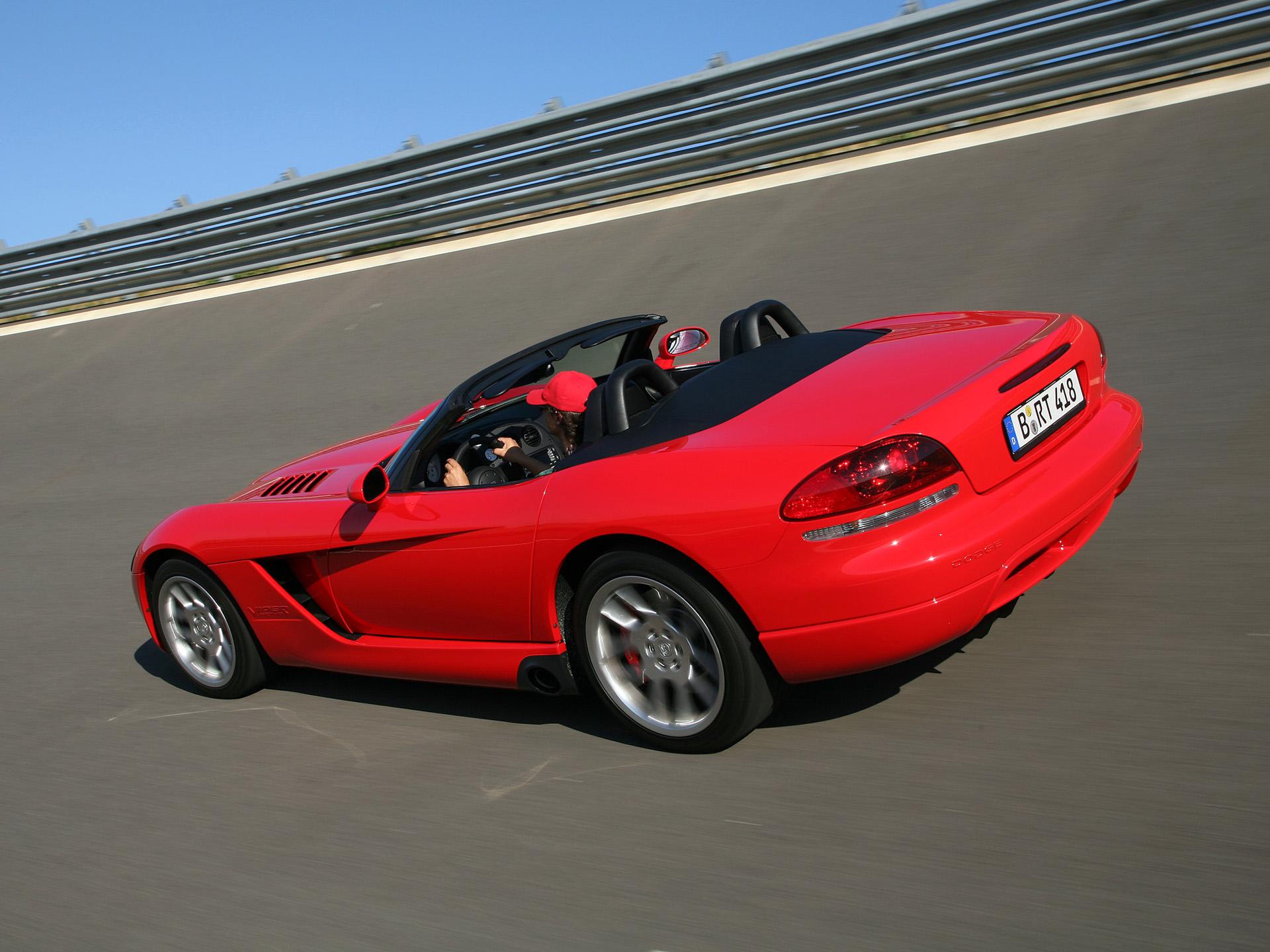 2003 Dodge Viper Srt10 Convertible Supercar Muscle Te Wallpaper 1920x1440 154924 Wallpaperup