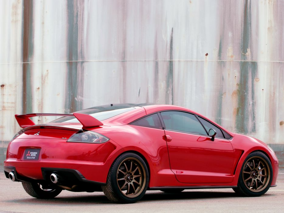 2005 Mitsubishi Eclipse Ralliart Concept tuning   t wallpaper