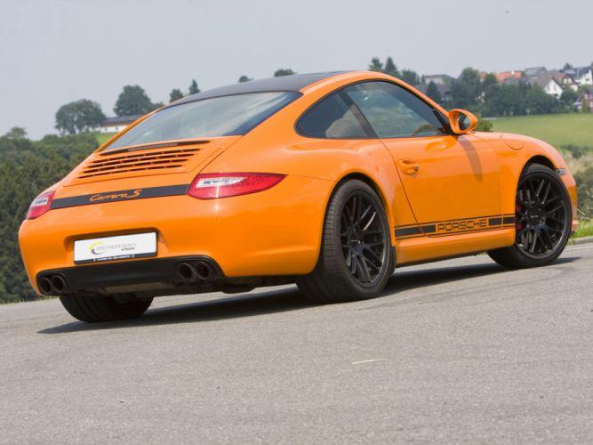 2012 Holzel Porsche 911 Carrera S 997 tuning g wallpaper