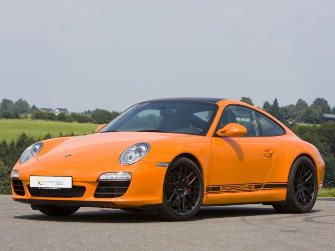 2012 Holzel Porsche 911 Carrera S 997 tuning wallpaper
