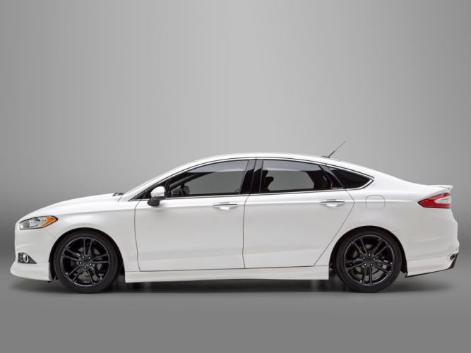 2013 3dCarbon Ford Fusion tuning g wallpaper
