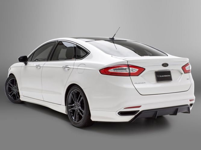 2013 3dCarbon Ford Fusion tuning f wallpaper