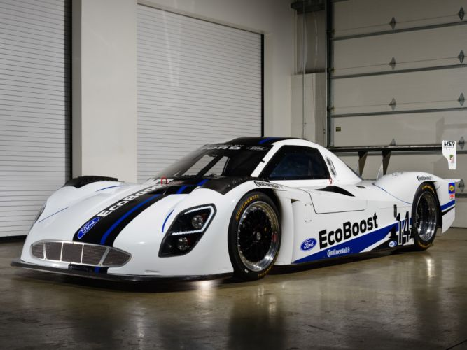 2013 Ford EcoBoost LMP Race Car Le-Mans racing wallpaper