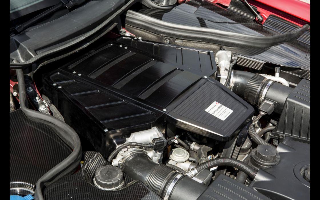 2013 Kleemann Mercedes Benz SLS AMG tuning engine        f wallpaper