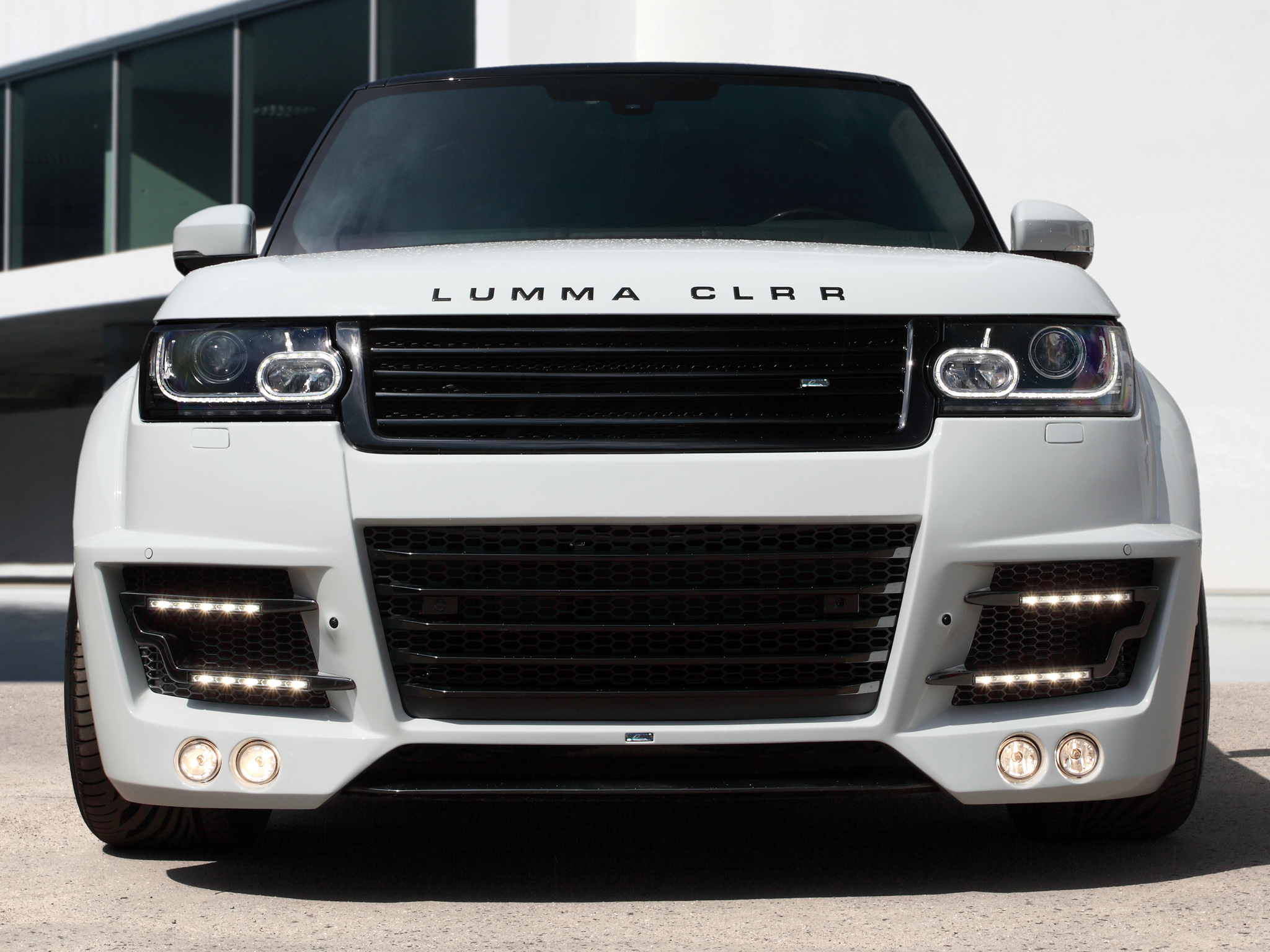 2013 lumma clr r range rover supercharged tuning suv d wallpaper