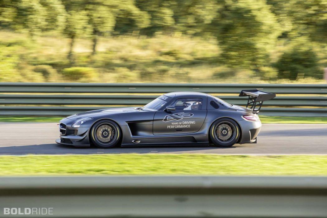 2013 Mercedes Benz SLS AMG GT3 race racing supercar  hw wallpaper