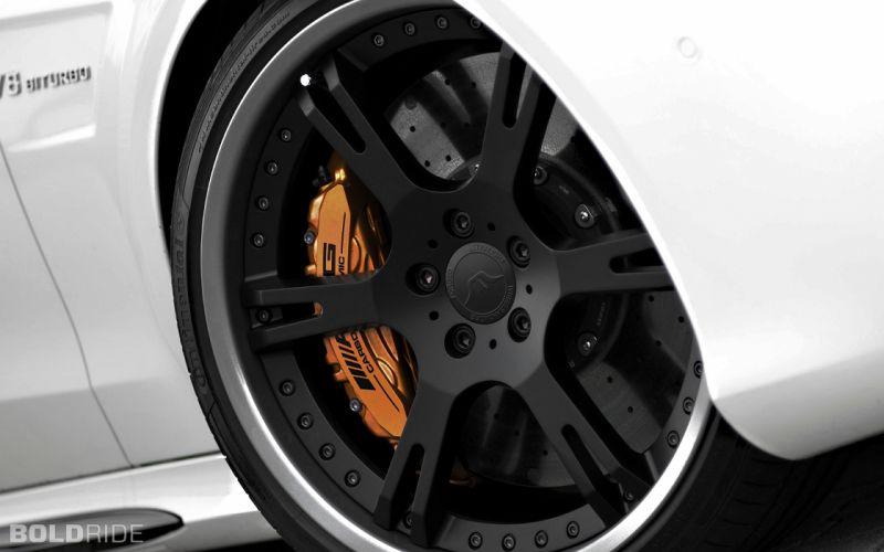 2013 Wheelsandmore Mercedes Benz E63 AMG Seven-11 tuning wheel v wallpaper