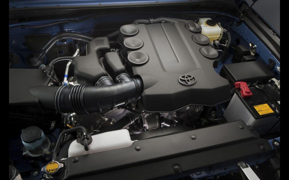 2014 Toyota FJ Cruiser 4x4 suv f-j engine         g wallpaper