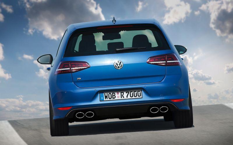 2014 Volkswagen Golf R golf-r j wallpaper