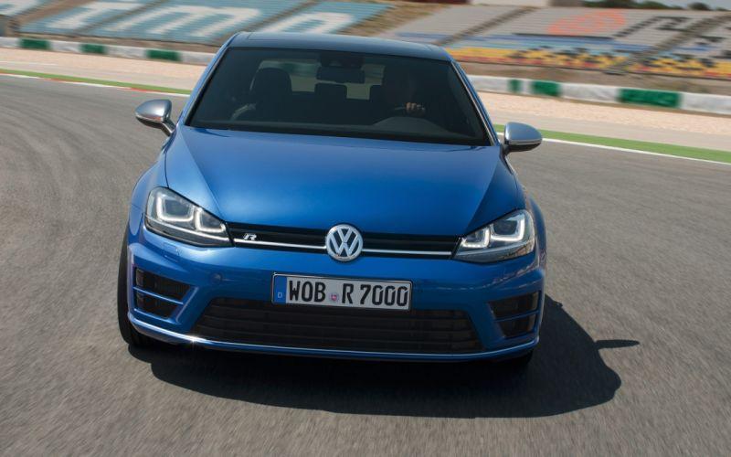 2014 Volkswagen Golf R golf-r jm wallpaper