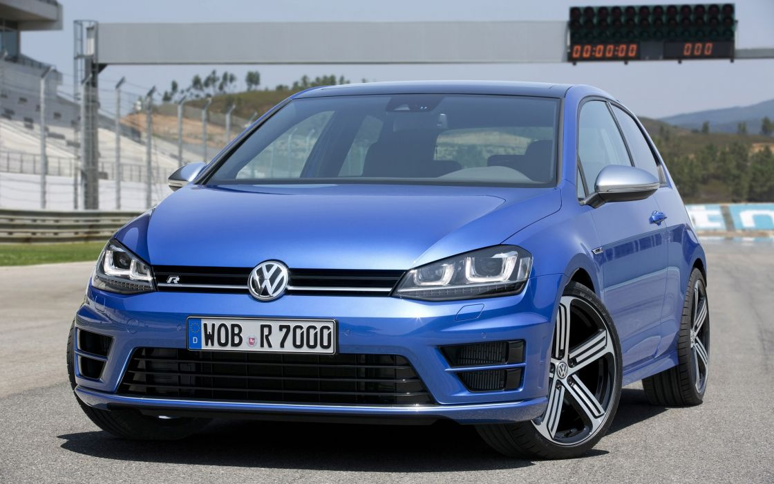 2014 Volkswagen Golf R golf-r wallpaper