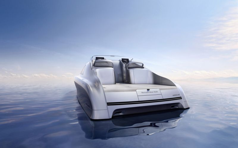 2015 Mercedes Benz ARROW640 Granturismo boat ship race racing luxury h wallpaper