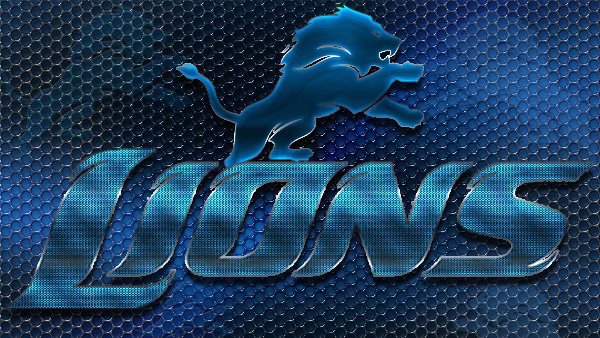 detroit lions nfl football wallpaper 2000x1126 155146