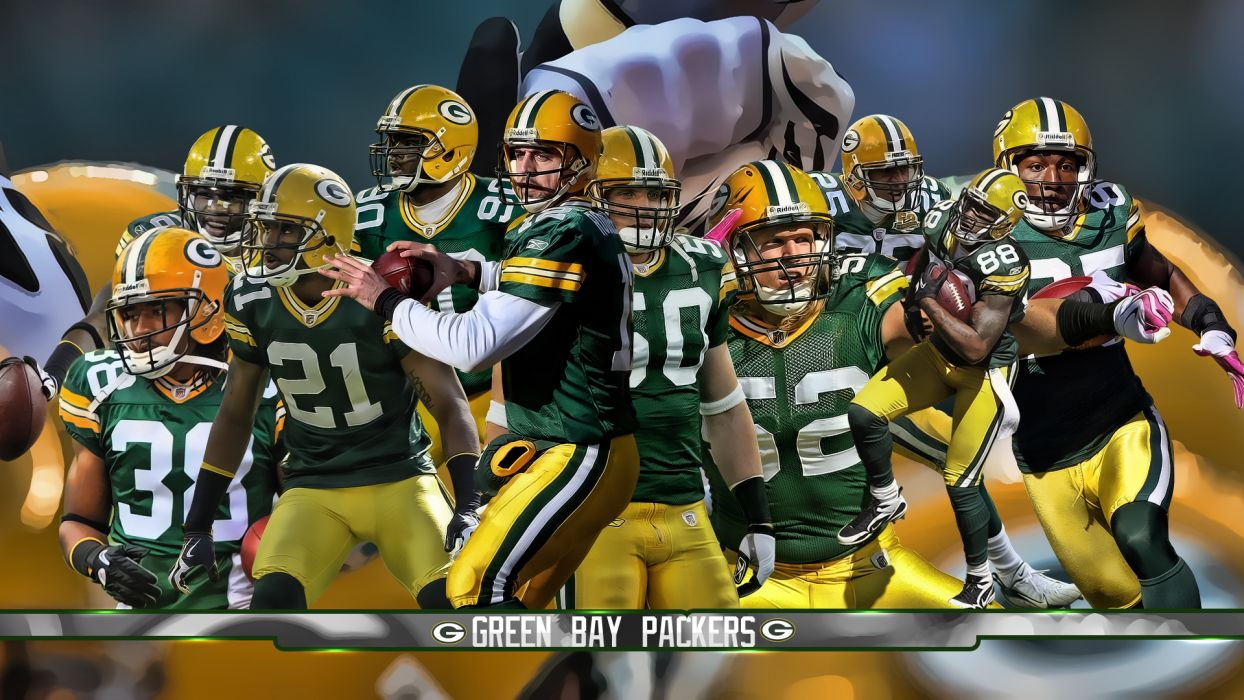 GREEN BAY PACKERS nfl football  eq wallpaper