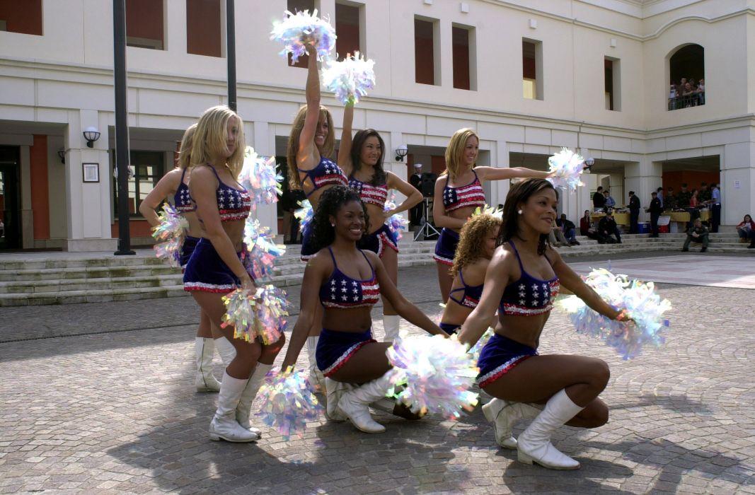 WASHINGTON REDSKINS nfl football cheerleader   r wallpaper