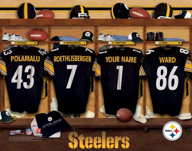 PITTSBURG STEELERS nfl football e wallpaper