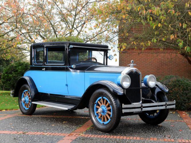 1927 Buick Master Six 4-passenger Coupe (27-48) retro f wallpaper