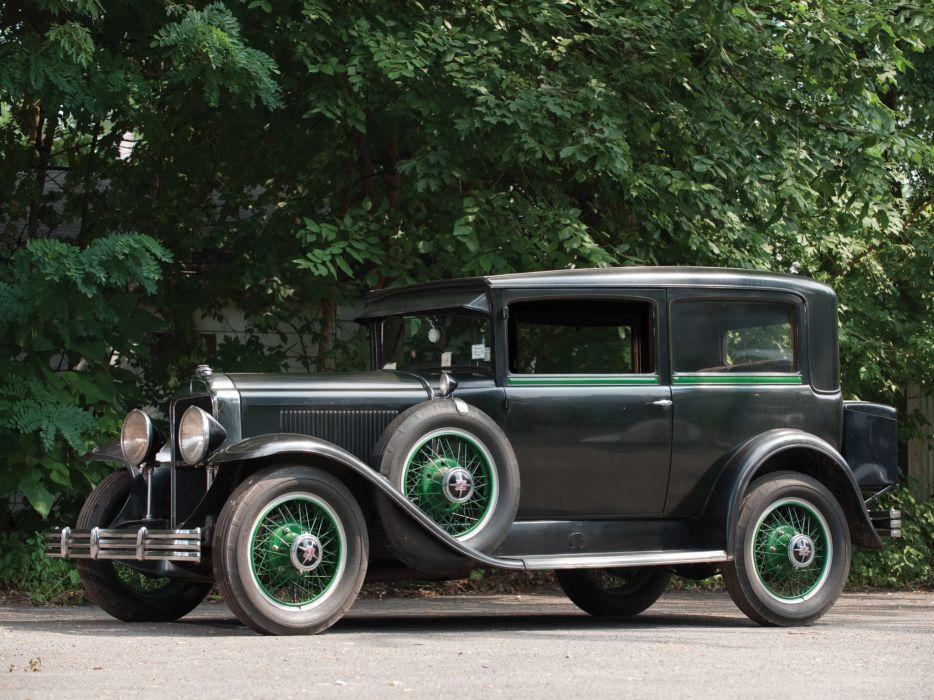 1929 Buick Model-20 2-door Sedan (116) retro wallpaper
