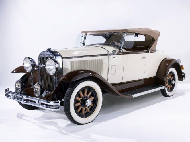 1930 Buick Series-40 Sport Roadster (30-44) retro wallpaper