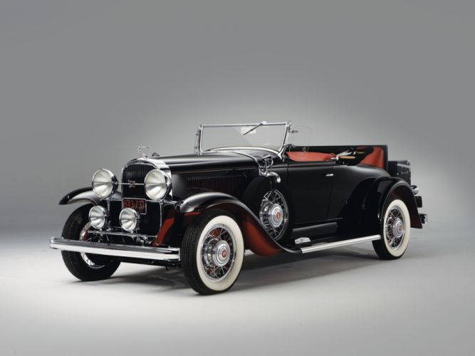 1931 Buick Series-90 Sport Roadster (8-94) retro g wallpaper