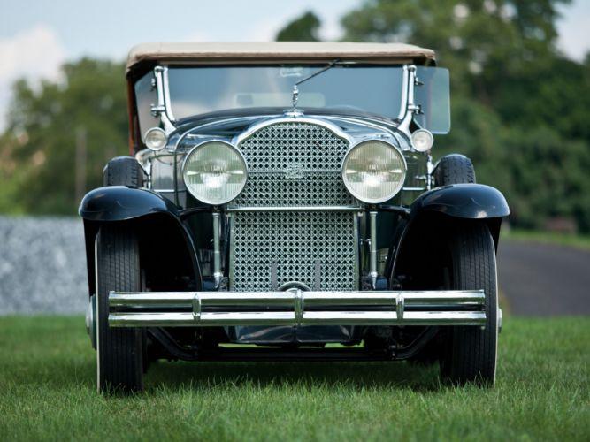 1931 Buick Series-90 Touring (8-95) retro g wallpaper