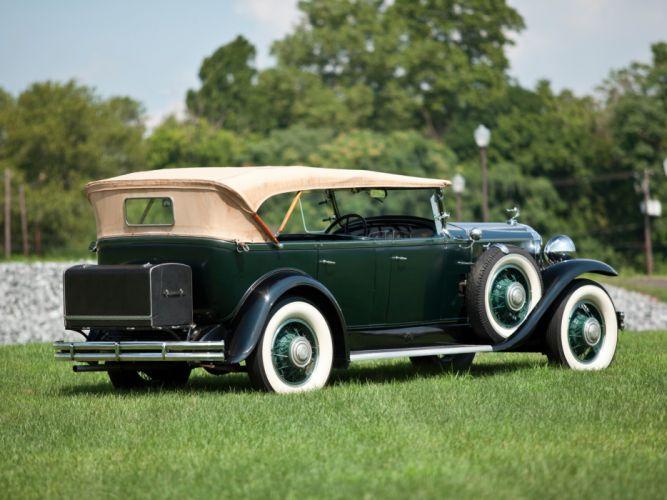 1931 Buick Series-90 Touring (8-95) retro h wallpaper