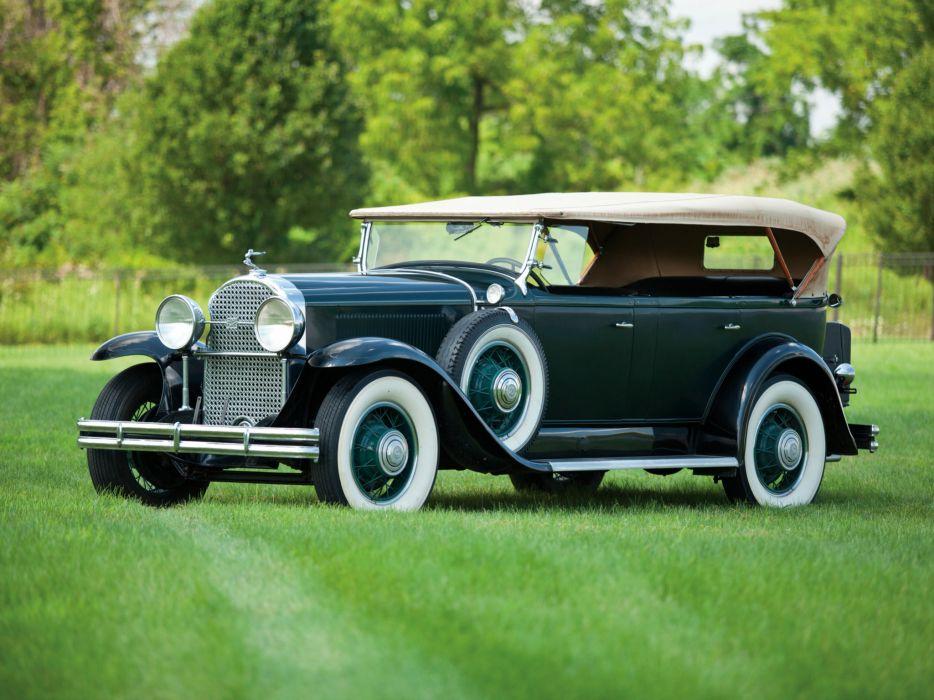 1931 Buick Series-90 Touring (8-95) retro  e wallpaper